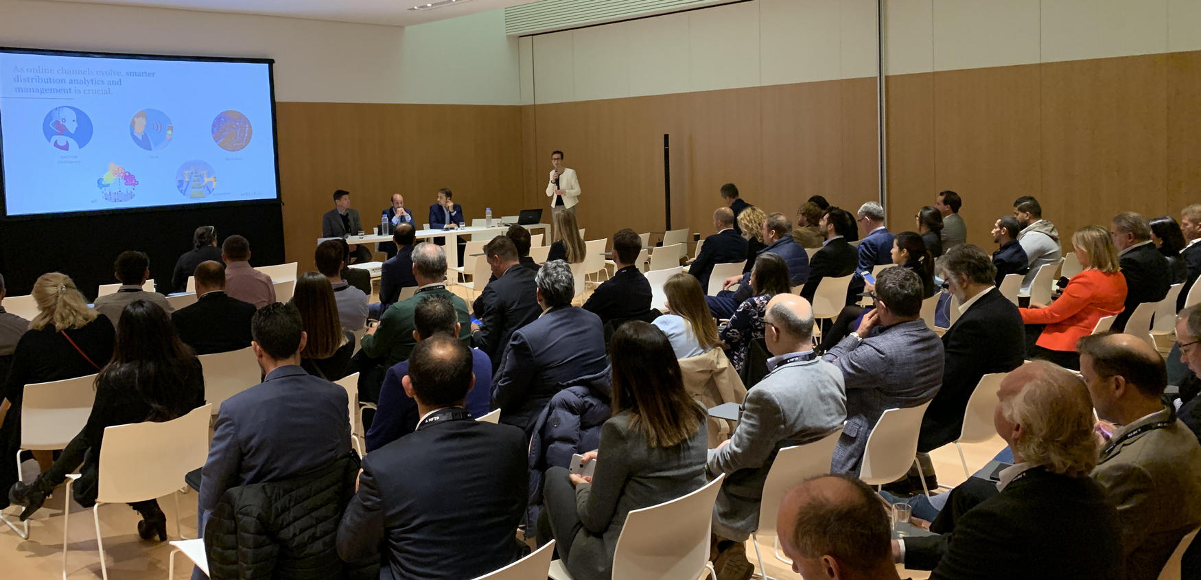 HITEC Europe Speakers | Mallorca Spain 2020 | HFTP Conferences