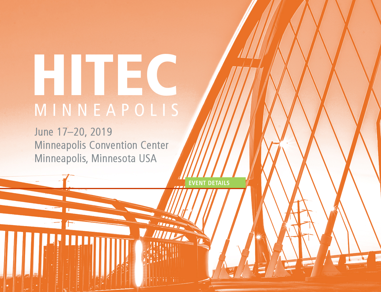 HITEC 2019 Minneapolis