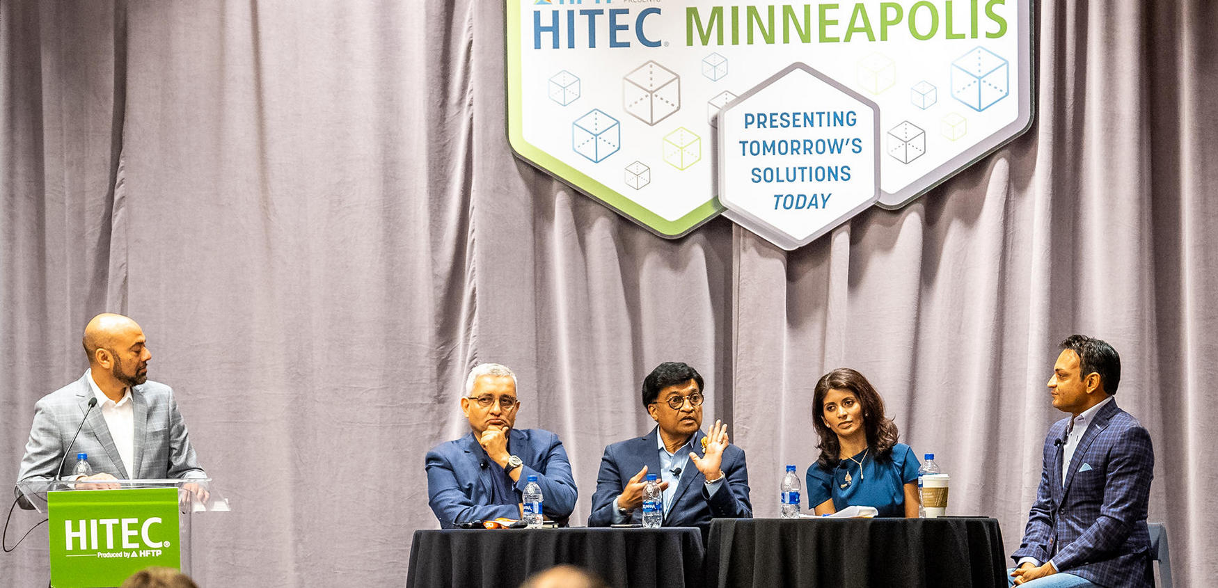 News and press info for HITEC hospitality technology event