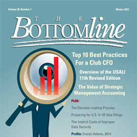 The Bottomline Winter 2015