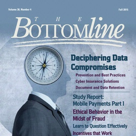 The Bottomline Fall 2015