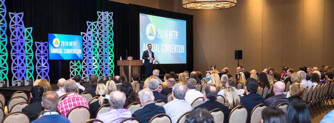 Hospitality Tradeshow Future Dates | HFTP Annual Convention