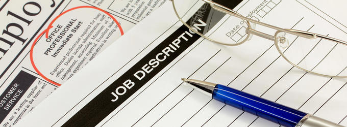 Sample Job Descriptions